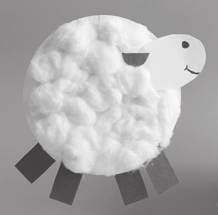 CHRISTMAS SHEEP Supplies: Leader Guide p.