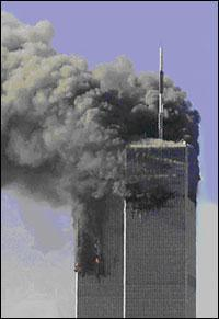 America s war on terror 9/11 attacks on World Trade Towers 2003 :