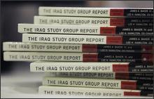 Prognosis according to the Iraq Study Group Report The situation in Iraq is grave and deteriorating.