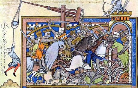 EARLY MIDDLE AGES NOTES (500-1000) Local lords were constantly fighting one another (why?
