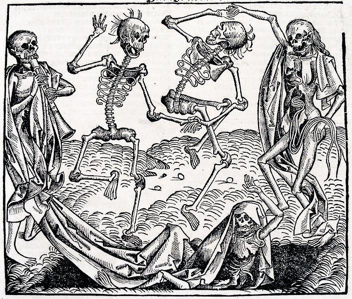BLACK DEATH Effects of the plague include: End of the manorial system (feudalism) as serfs left the manor in search of better wages Medieval society was disrupted Church suffered
