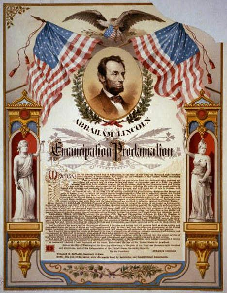 During the Civil War Lincoln had been known to say that his goal in winning the war was to save the Union.