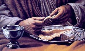Now after the Passover lamb, was offered as a sacrifice, it was to be eaten that evening, while the plague was passing over, it was to be eaten with bitter herbs and unleavened bread.