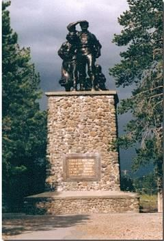 Americans move West The Donner Party Travelers faced tremendous hardship disease &
