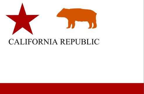 Republic of California 1830s 1840s Mexican