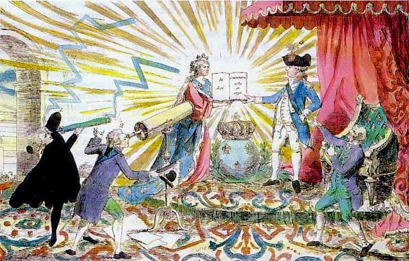 Louis XVI Accepts the