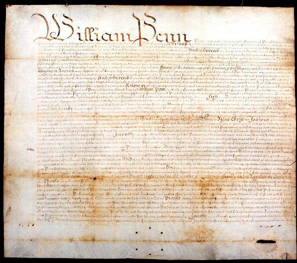 Charter Joint-stock Company Royal document granting a specified group the right to form a colony and guaranteeing settlers their rights as English