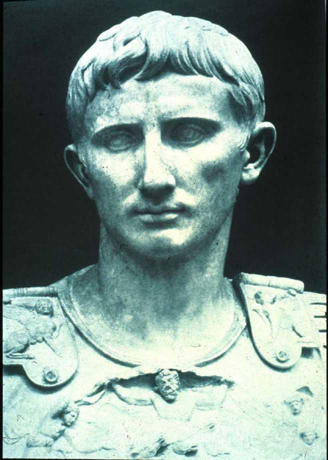 Gaius Julius Caesar (100 BCE-44 BCE) A novo homo who belonged to the Populares Ascended the cursus honorum after a mildly successful