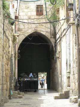 Most of the open gates have historical significance only within Islam, but the sealed gates all have some historical connection to the ancient Jewish Temple Mount.