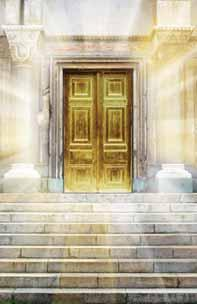 Rose Guide to the Temple THE TEMPLE OF THE NEW JERUSALEM Throughout the judgment section of Revelation (chapters 6 19), John is taken to heaven and shown the heavenly response to the events
