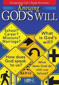 9781596361690 Bible Overview Knowing God s Will Where to Find Your