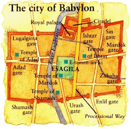BABYLON Hammurabi was an early king of Babylon created an empire by bringing much of Mesopotamia under his control Empire- a collection of