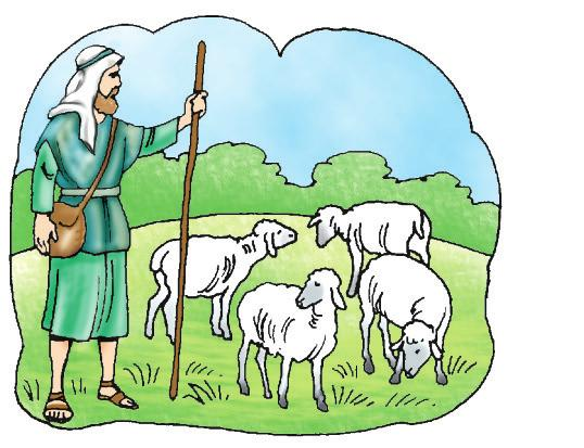 Lesson 1 June 4, 2017 Primary Learner s Manual The Shepherd The Good Shepherd Psalm 23 John 10:1-15 David strummed his harp to make beautiful melodies.