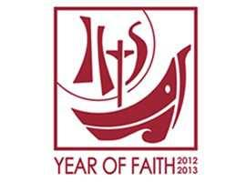 'Encounter Christ During Our Year of Faith'. Please join us to 'Encounter Christ During Our Year of Faith'.