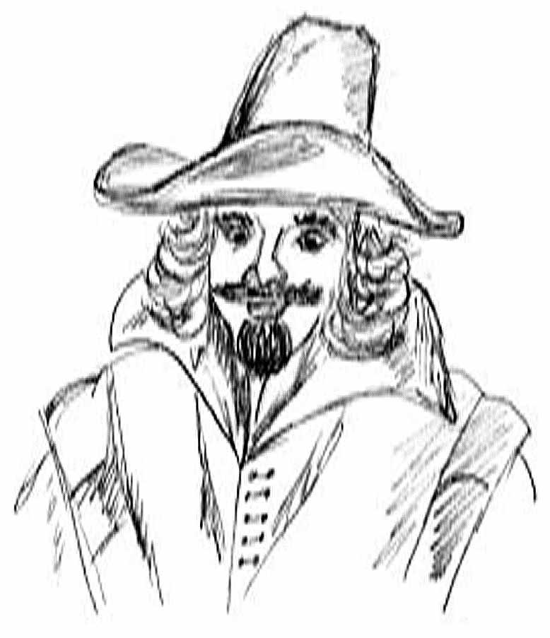 Traditions Visual 1: Guy Fawkes 22