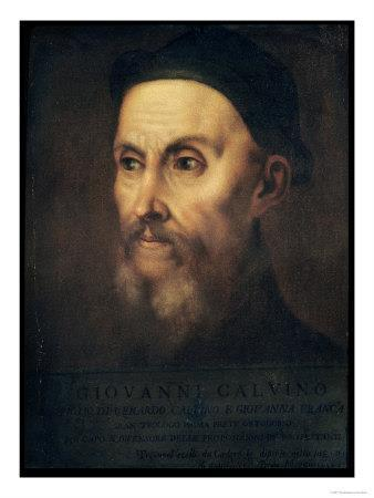 John Calvin believed in Single Predestination.