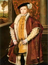 Religious Turmoil His son, Edward VI