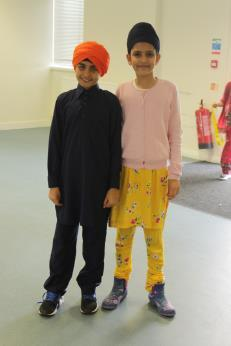 This week we celebrate Vaisakhi. Children and staff have enjoyed a celebratory lunch, followed by collective worship. We welcomed our guest speaker from The Sikh Relief charity.