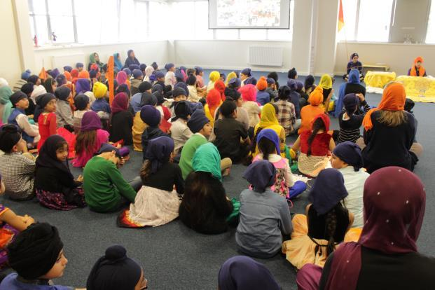 I would like to say an enormous thank to all the parents who supported their children in completing the Vaisakhi primary projects over the spring holidays. Some real team work.