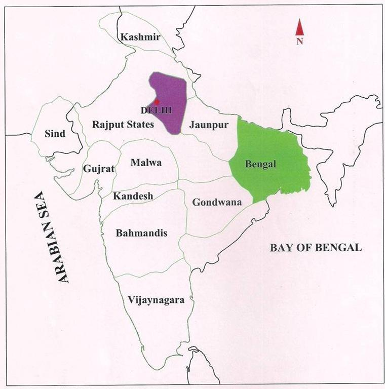of Bengal province and other