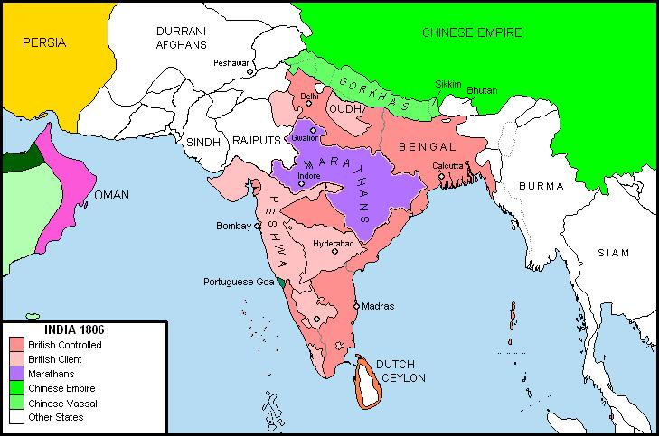 Marathas and the last