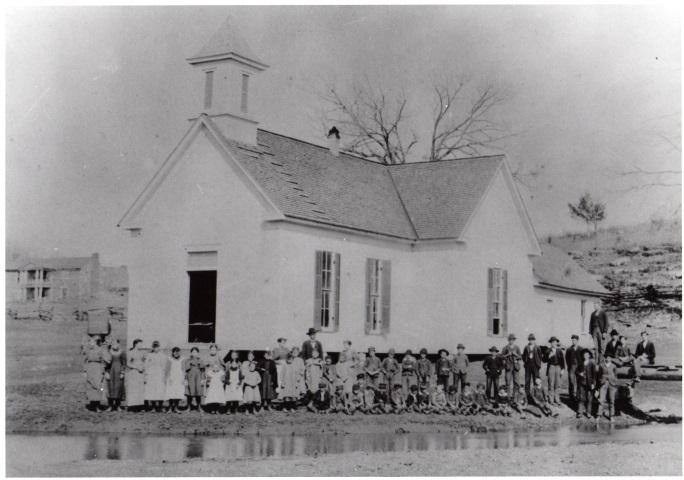 By 1838, there was a division within the Elk River Association of Churches regarding doctrine. The division resulted in the new Duck River Association, and Bethlehem joined that new association.