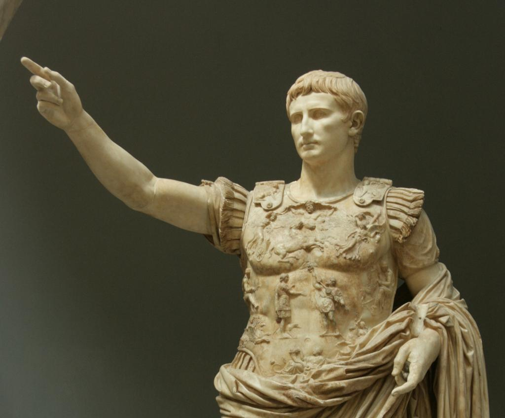 ; Empire Times Fall 2014 Pax Romana The reign of Caesar Augustus marked the beginning of peace and prosperity in the