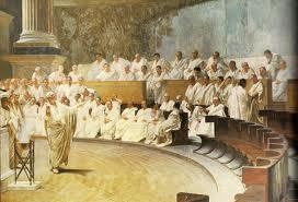 Early Roman Republic Originally 300 members of the senate: Patricians-land holding upper class