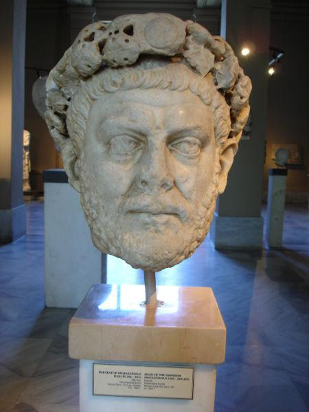 Other Notable Emperors Diocletian Divides (~300 A.D.) Constantine Christianity (306A.