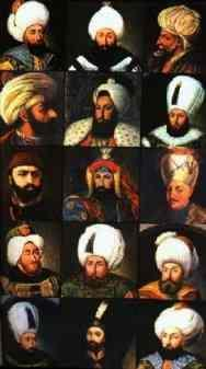 RISE OF THE OTTOMAN EMPIRE At the heart of the Ottoman system was the Sultan (ruler) and his lavish court.
