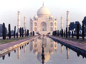 THE MUGHAL EMPIRE (1526-1837) Under Jahan s rule, Mughal artistic and architectural achievements reached a high point. Jahan built palaces, fortresses, and mosques to glorify his reign.