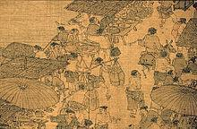 Song China was the most populous and advanced civilization of its day. Merchants, craftspeople, and scholars lived in the larger towns and cities.