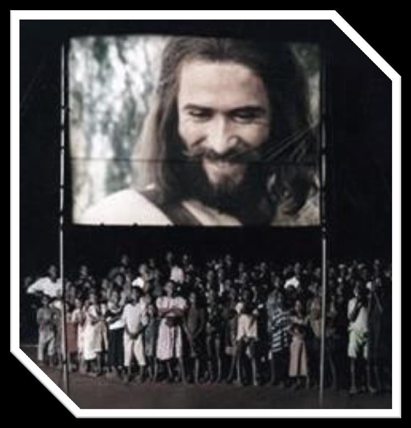1979ad The Jesus Film Mission To reach as many people groups in the world as possible with the gospel through a movie in their