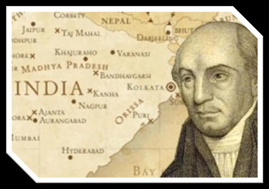 1793ad Carey to India Passion Carey believed that the Great Commission was for all believers, but he was uneducated and unsupported in for many years Life He formed a missionary society, sailed to