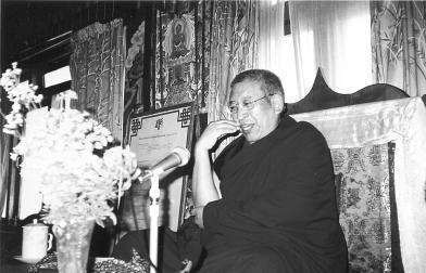 Medicine Buddha The Great King of Medicine Is Active in Pacifying the Suffering of Beings Continuing the Very Venerable Khenchen Thrangu Rinpoche s teaching on the Medicine Buddha.