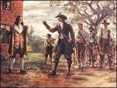 First Rebellion -Indian dispute on the frontier Freemen look for unclaimed land; natives attack them -Colonists ask for protection from Virginia Gov t, but were denied Government fur trading with