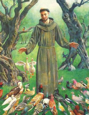 PRAYER OF ST FRANCIS Lord, make me an instrument of thy peace, Where there is hatred, let me sow love; Where there is injury, pardon Where there is doubt, faith; Where there is despair, hope; Where
