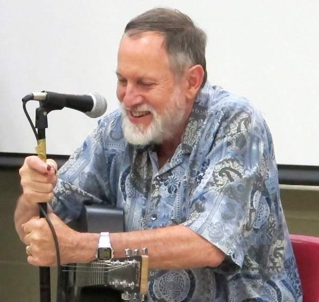 Evans, an ethnomusicologist from the University of Memphis and author of several books and publications, also performed for the participants; besides being a blues scholar, Dr.