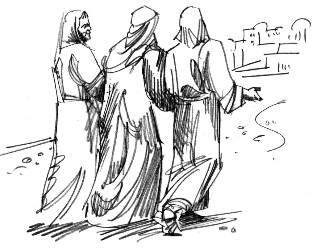 The Road to Emmaus A daily devotional for the