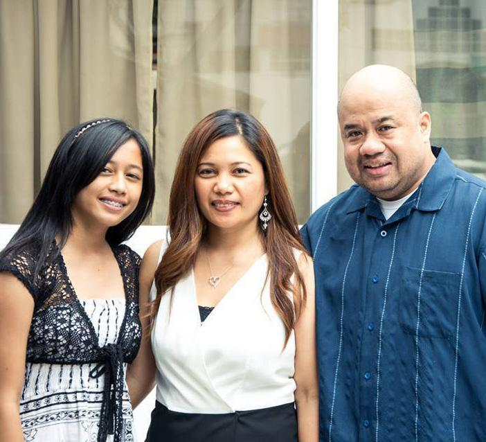 AC & Theresa Acosta GLINTS - Philippines AC & Theresa train committed Filipino followers to become church-planters and trainers amongst the 13