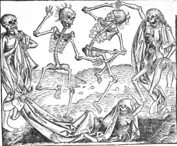 The Plague 30%-50% of Europe s population dies of the Plague