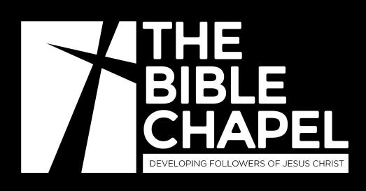 March 10-11, 2018 Want to keep in touch with The Bible Chapel? Here s how! Friend Ron on Facebook or like The Bible Chapel. Follow Ron on Twitter at ron_moore or The Bible Chapel at thebiblechapel.