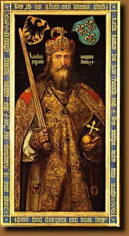 Charlemagne s Achievements Limited power of nobility by sending royal agents (missi dominici) to make sure
