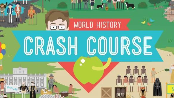 Video Assignment Crash Course World History, found on YouTube (https://www.youtube.com/playlist?