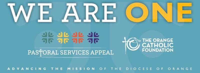 Holy Trinity Catholic Church Pastoral Services Appeal 2018 The annual Pastoral Services Appeal (PSA) has started. Thank you to those of you who donated last week.