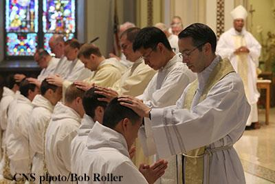 WORLD DAY OF PRAYER FOR VOCATIONS PROGRAM Anthony Despart Show your support to people discerning the call to priesthood and religious life by standing with the entire Church in observing the World