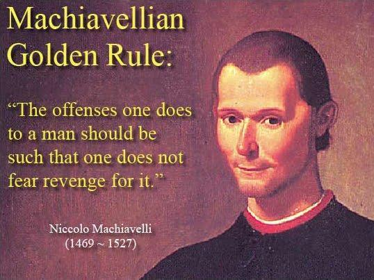 The Political Impact Niccolo Machiavelli was a courtier and politician in Florence, the most powerful Renaissance city-state.