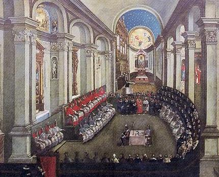Counter-Reformation of the Catholic Church led to reforms in the Catholic Church Council of Trent formed to reform the Catholic Church