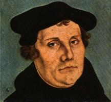 Martin Luther 95 Theses salvation is not from good works, but a free gift
