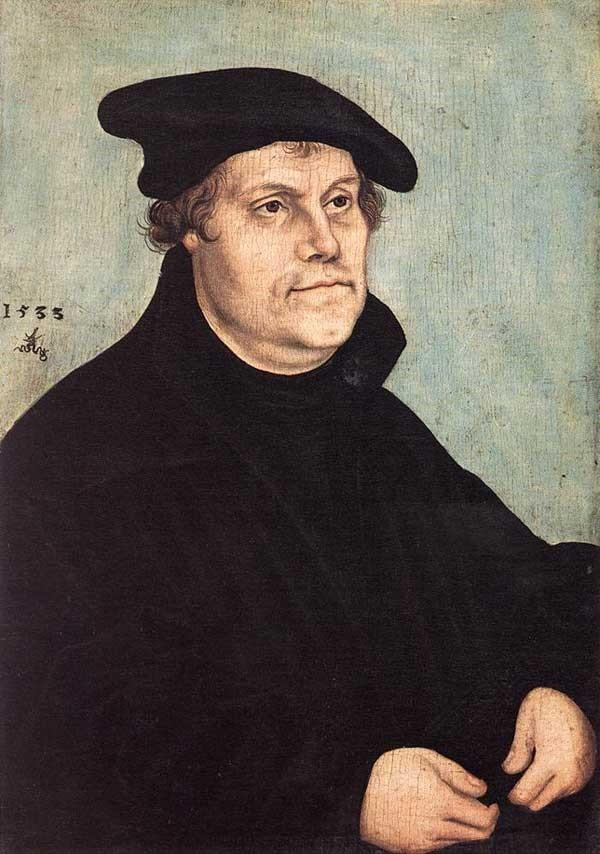 Luther marriage set a model for the practice of clerical marriage,